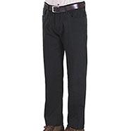 Pantaloni Kalibro 5 tasche   Cotton Black