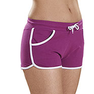 Shorts   Lady Trendy Fucsia