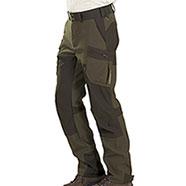 Pantaloni da caccia Harkila Pro Hunter Extend Green Brown
