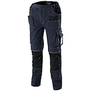 Pantaloni da Lavoro Navy Professional Multitasche
