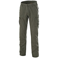 Pantaloni caccia Delta Light Canvas Green