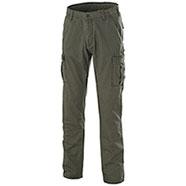 Pantaloni caccia Delta Light Canvas Green