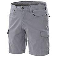 Bermuda uomo Fashion Grey Elasticizzati