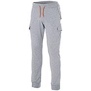 Pantaloni Cargo Trendy Grey Mélange
