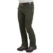 Pantaloni Kalibro Tech Ergonomic Fit Forest