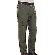 Pantaloni caccia Kalibro Upland Classic Canvas Green