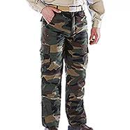 Pantaloni Hunting Woodland Imbottiti