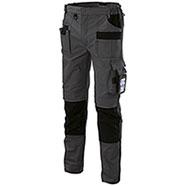 Pantaloni da lavoro Dark Grey Professional Multitasche