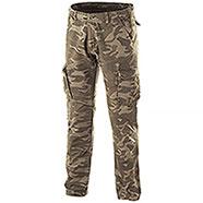 Pantaloni uomo New Cargo Original Camo