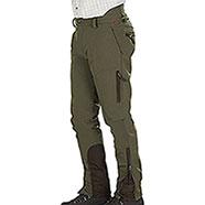 Pantaloni caccia Kalibro Softshell Farm Line Green