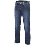 Jeans Elasticizzati Lion Blu Indigo