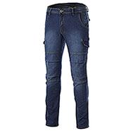Jeans Elasticizzati Stinaus Indigo