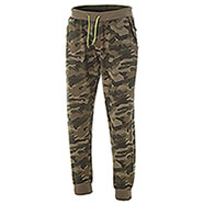 Pantaloni in Felpa Camouflage Green Grammatura 280 g/m²