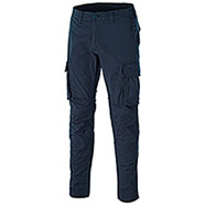 Pantaloni Invernali Nebrash Navy Grammatura 340 g/m²