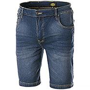 Bermuda Jeans Diadora Utility Denim Stone