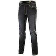 Jeans uomo Diadora Utility Denim Stone 5pkt Black Elasticizzati