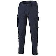 Pantaloni uomo Seven Pockets Dark Navy