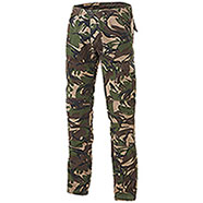 Pantaloni Uniform Cargo Woodland