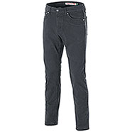Jeans Carrera uomo Bull Denim 12 Oz Dark Grey Regular Fit