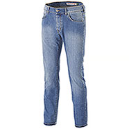 Jeans Carrera Stretch 12,5 Oz Regular Fit Stone Wash
