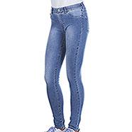 Leggings-Jeans Carrera Donna Aloe Extra Skinny