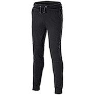 Pantaloni Felpati Orlean Black