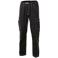 Pantaloni Cotton Work Logistic Classic Black