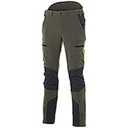 Pantaloni da caccia Beretta Light 4 Way New Stretch Green