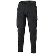 Pantaloni uomo Seven Pockets Black