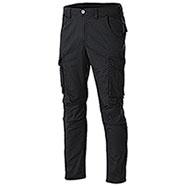 Pantaloni Cargo uomo Fashion Stretch Black