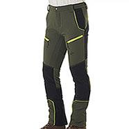 Pantaloni Kalibro Tecno Stretch Migra Evò Green HV Black