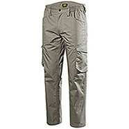 Pantaloni uomo Diadora Utility Staff Light Cotton Grey Hemp