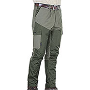 Pantaloni Kalibro Hunter Cotton Stretch Upland Green Cordura