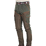 Pantaloni Kalibro Beccaccia Cotton Stretch Cordura Brown