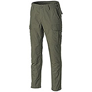 Pantaloni Teesar BDU Slim Fit RipStop Oliva