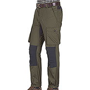 Pantaloni Beretta Hybrid Jungle Green