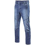 Jeans uomo Diadora Utility Denim Stone 6pkt Light Shadow Blu