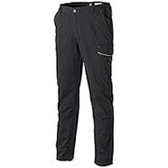 Pantaloni Zurig Stretch Multipocket Black