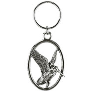 Flying Woodcock Key-Ring