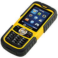 Cellulare Outlimits K2 Yellow