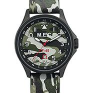 Orologio MEC Task Force TF-45 Camo Green