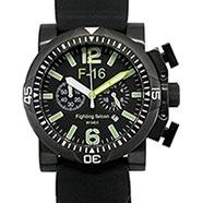 Orologio MEC F16 Fighting Falcon Black