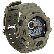 Orologio Military Shock Green