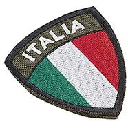 Scudetto Italian Crest High Visibility