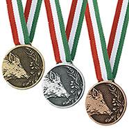 Tris Medaglie Premio Cinghiale