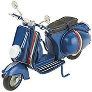 Modellino Moto con Tricolore