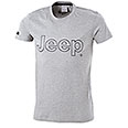 T-Shirt uomo Jeep Authentic Premium Grey Melange