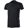 T-Shirt Serafino Black