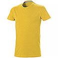 T-Shirt uomo Miami Cotton Yellow