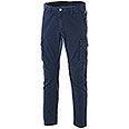 Pantaloni Cargo uomo Fashion Stretch Navy